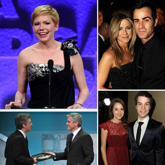 Directors Guild Awards Pictures and Winners 2012