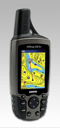 Get in Gear:  Garmin Outdoor GPS