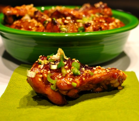 Simple Sesame Chicken Wing Recipe