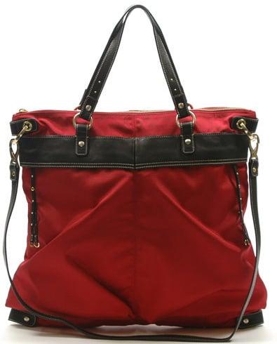 Hayden-Harnett's Ibiza Laptop Bag: Exciting As Its Namesake!