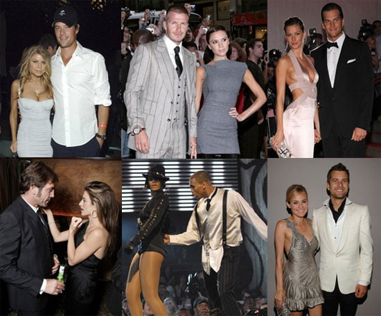 Who Is the Sexiest Couple of 2008?