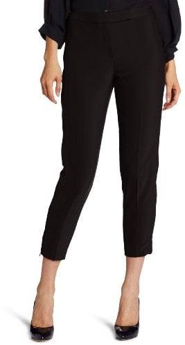 Robert Rodriguez Women's Slim Side Zip Pant