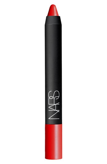 NARS's velvet matte lipstick ($24) is the perfect finishing touch on every NYE ensemble.