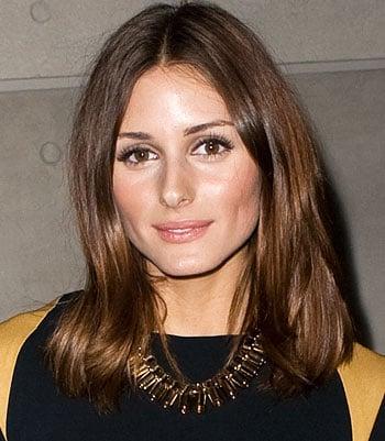 Olivia Palermo Beauty Interview at Matthew Willamson