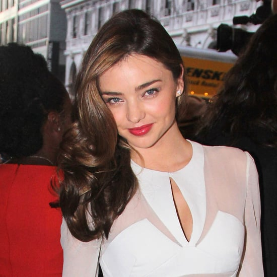 Miranda Kerr at the Premiere of Orlando Bloom's New Play