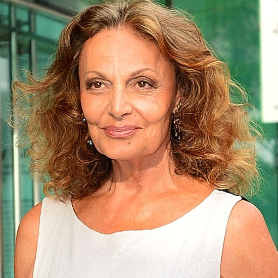 Diane von Furstenberg on China