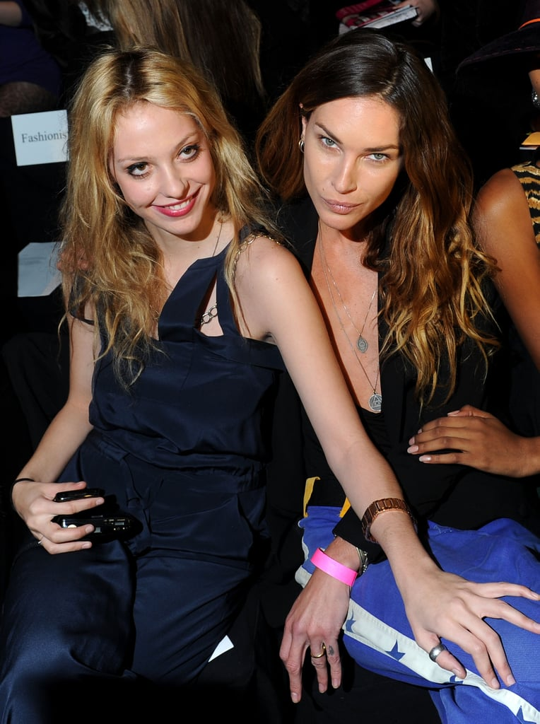 Cory Kennedy and Erin Wasson at BCBG Max Azria