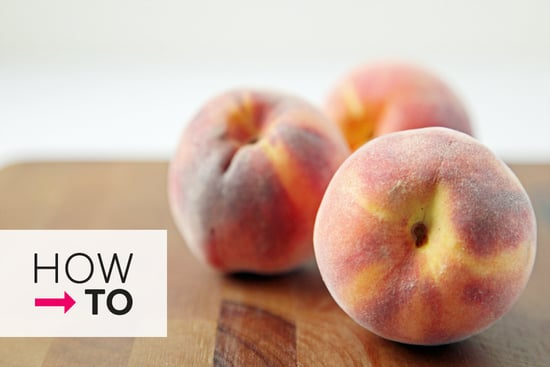 How to Peel Peaches Without Making a Huge Mess