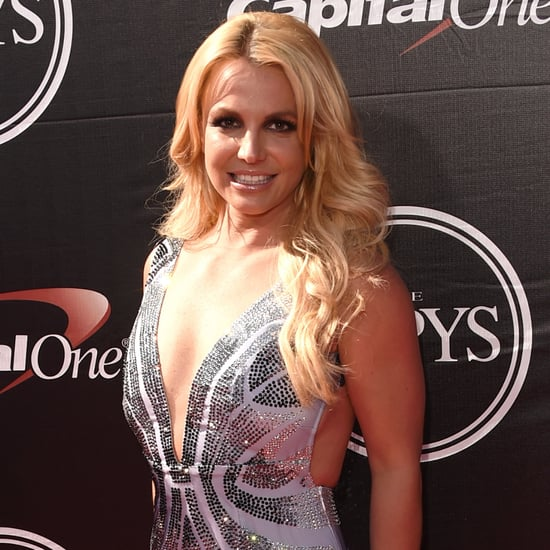 Britney Spears at the ESPY Awards 2015