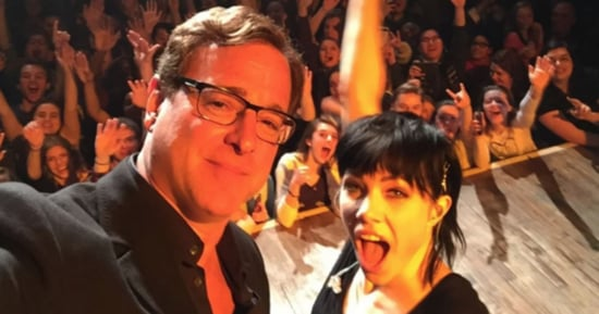 Carly Rae Jepsen And Bob Saget Hit The Stage To Perform The 'Full House' Song