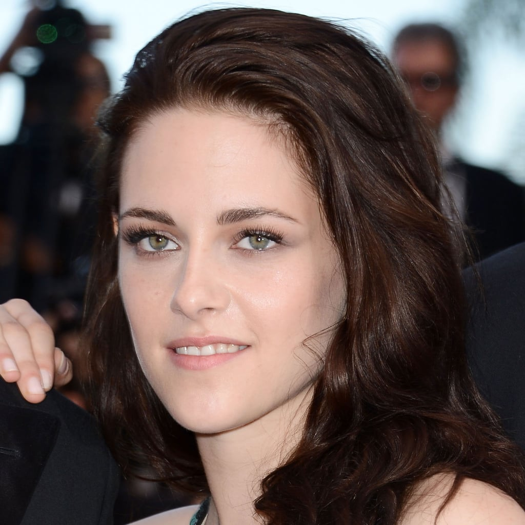 Kristen Stewart at the On the Road Premiere