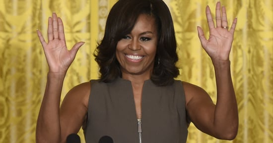 Michelle Obama Has A New Favorite Color