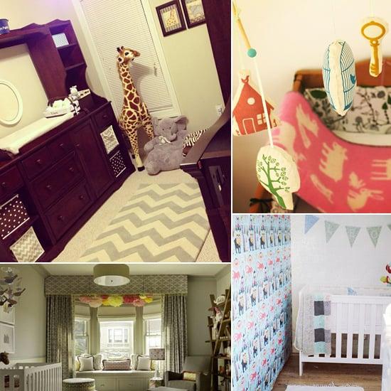 25 Inspiring Nurseries Found on Instagram!