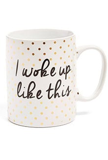 Tri-Coastal Design 'I Woke Up Like This' Mug