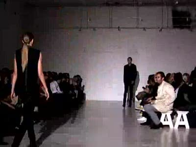 Rad Hourani Spring 2009
