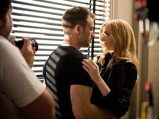 Let Evan Rachel Wood and Chris Evans Heat Up Your Valentine's Day in Their Gucci Guilty Video