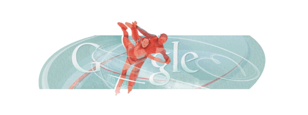 2010 Vancouver  Winter Olympics — Valentine's Day Pairs Skating