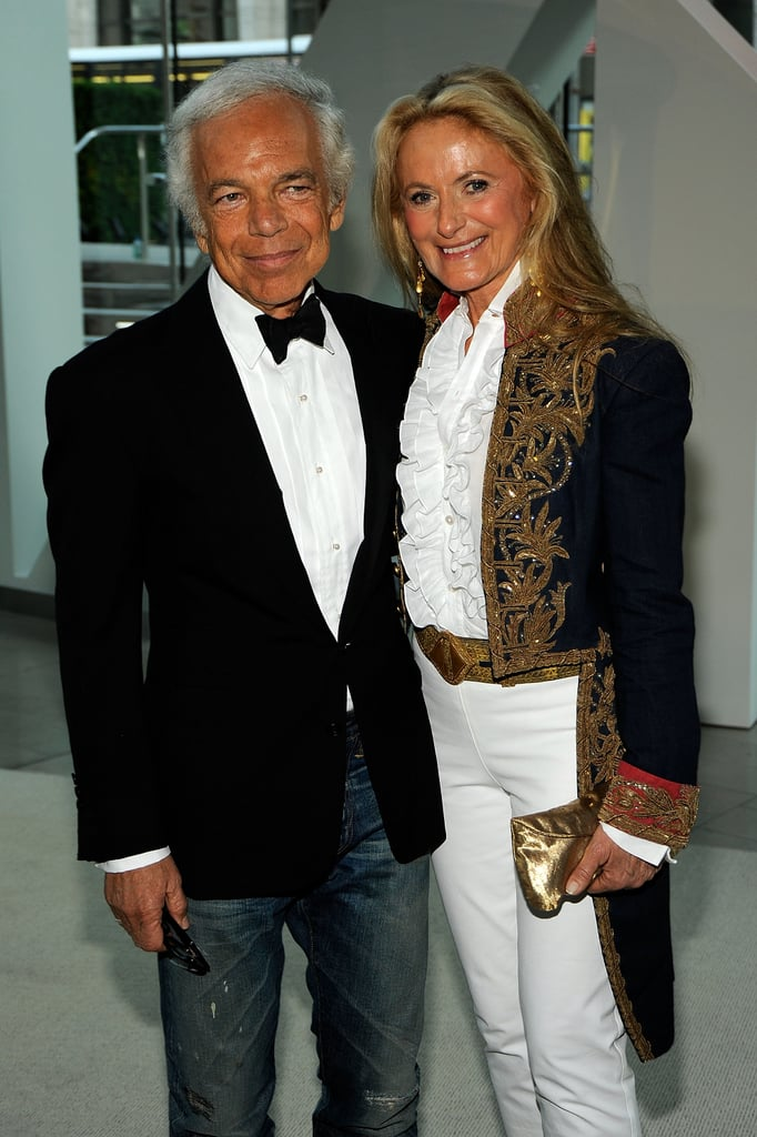 Ralph and Ricky Lauren