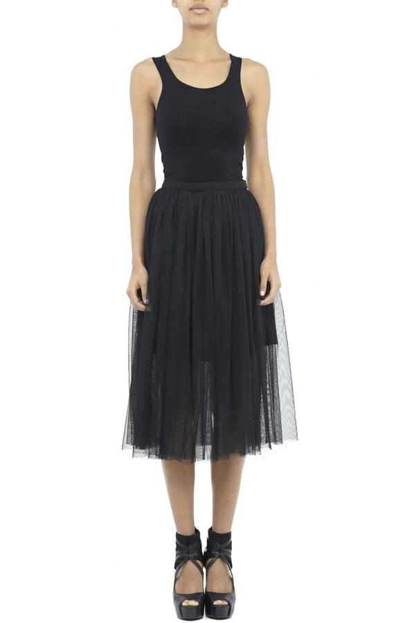 Nicole Miller Ballerina Skirt ($147, originally $210)