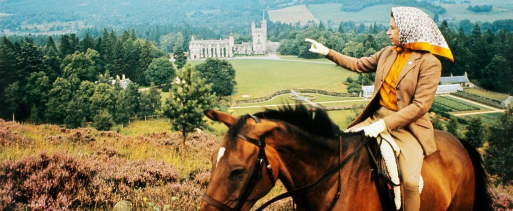 Inside the Queen's Balmoral Photo Album