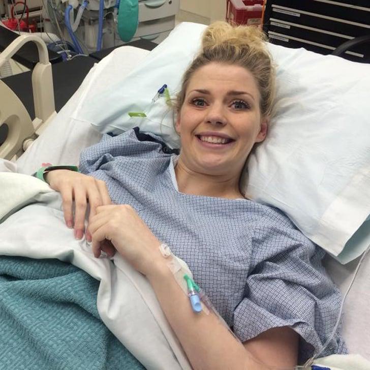 Photo of Gisele Breastfeeding Vivian | POPSUGAR Moms