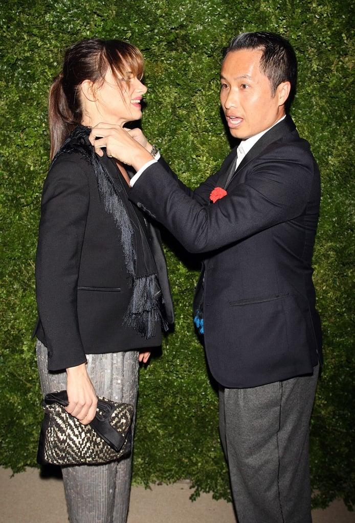 Juliette Lewis & Phillip Lim
