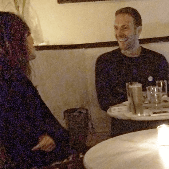 Chris Martin and Alexa Chung on a Date in NYC   Pictures