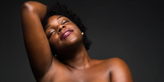 Why I Did A Nude Photo Shoot Before My Breast Reduction