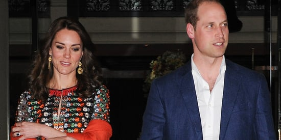 Can You Guess Which Celeb Matched Duchess Kate Last Night?