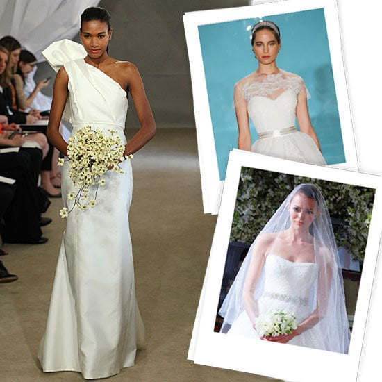 Fab rounded up all the gorgeous wedding gowns and pretty accessories to make your big day more beautiful.