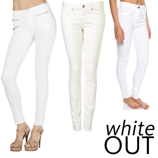 Cash Or Credit: 5 of the Best White Jeans For Every Budget