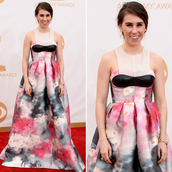 Zosia Mamet at Emmys 2013   Pictures