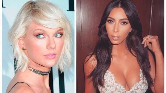 ICYMI: Taylor Swift & Kim Kardashian are Feuding on Twitter
