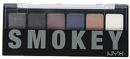 *Accessories Boutique The NYX Smokey Shadow Palette