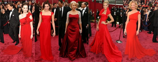 Oscars Trend: On Fire