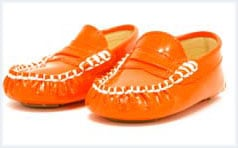 SuperSize This: Trumpette Patent Loafers
