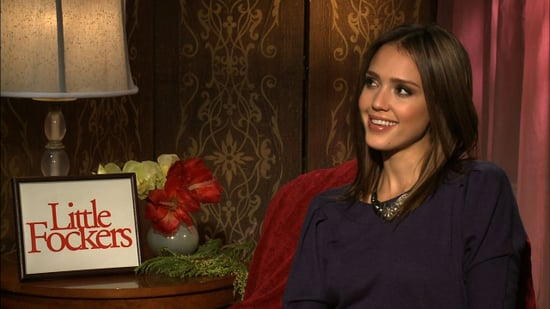 Video of Jessica Alba Talking About Cash Warren Protecting Honor 2010-12-16 09:40:54