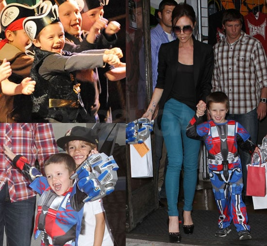 Photos of Cruz Beckham's Birthday