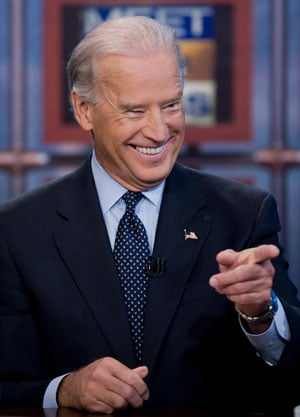 Joe Biden Talks About Abortion, Iraq, the Surge, Sarah Palin on Meet the Press Sept. 7, 2008