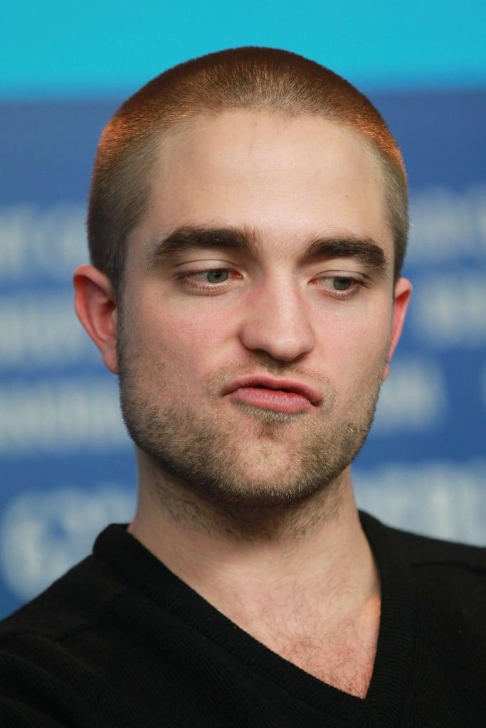 "Rob Hates the Nickname ""R-Patz"""