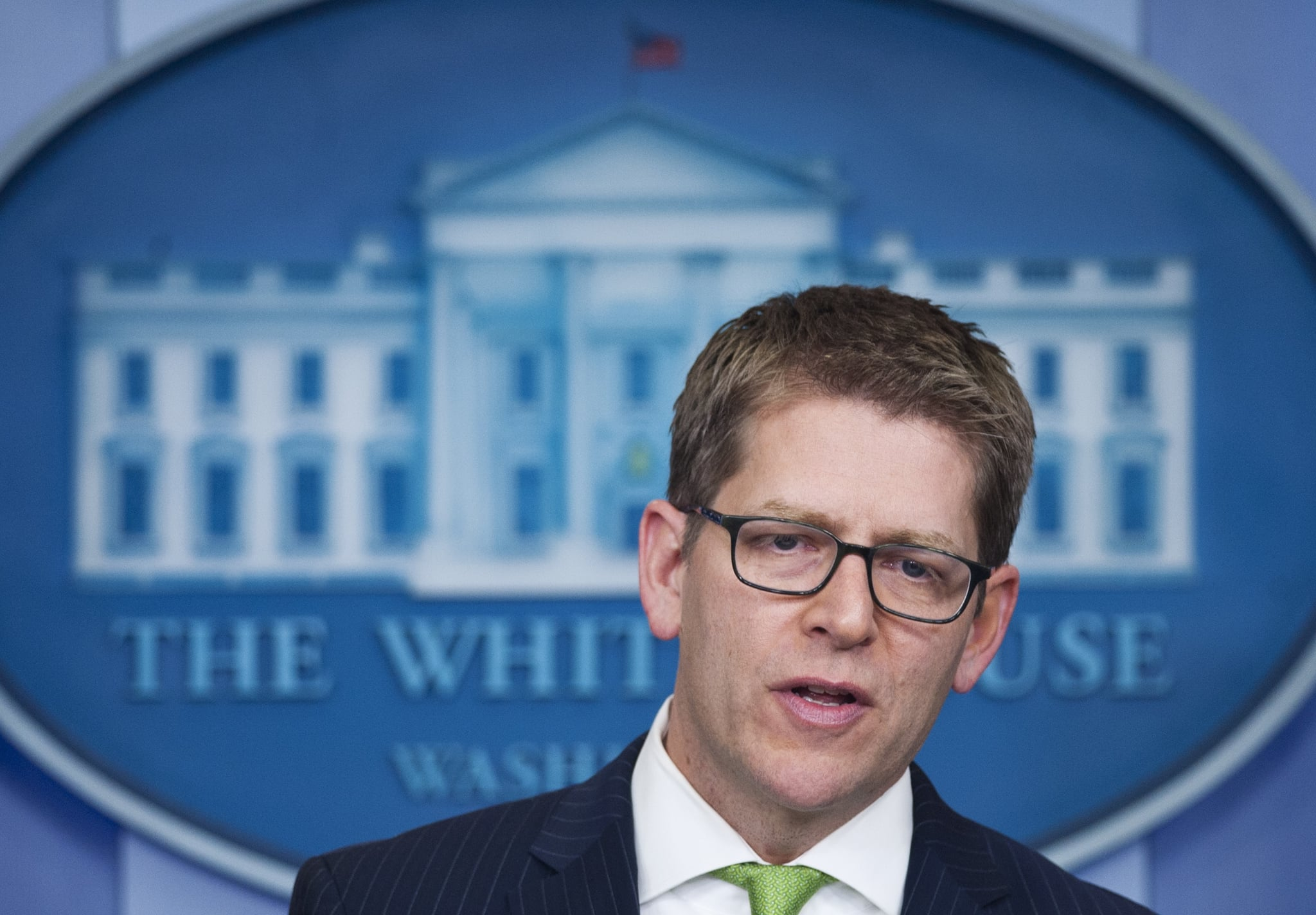 White House Press Secretary Jay Carney answered a question about the investigation on Friday.