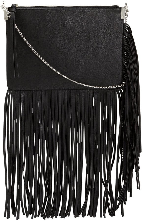 H&M Fringed Bag