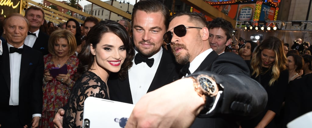 The 1 Detail You May Have Missed From Leonardo DiCaprio and Tom Hardy's Superhot Selfie