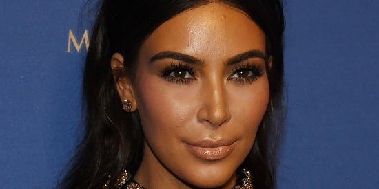 Kim Kardashian Goes Makeup-Free In Snapchats With North