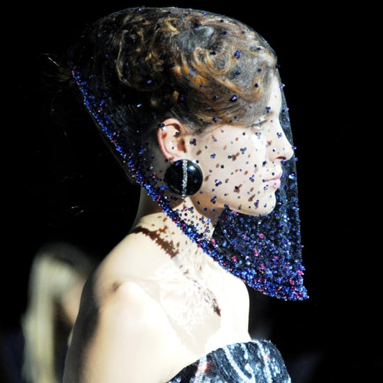 The Most Beautiful Details From Armani's Tribute Show