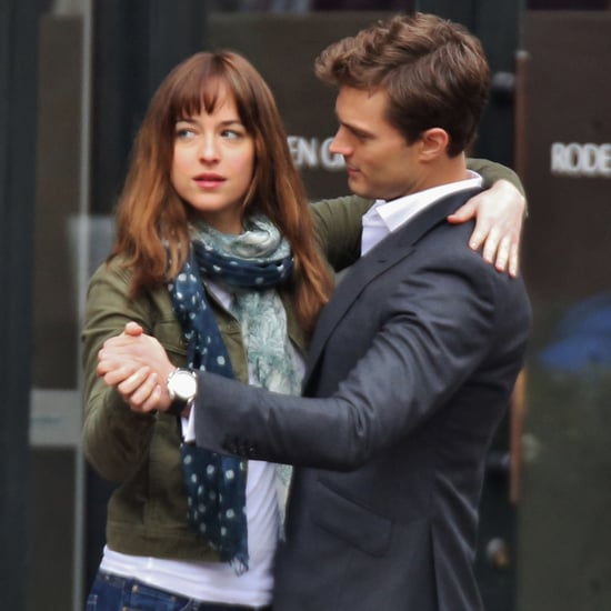 Jamie Dornan Is a Romantic Like Christian Grey