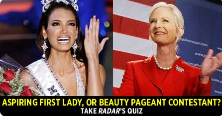 First Lady or First Runner-Up? It's Harder Than You'd Think!