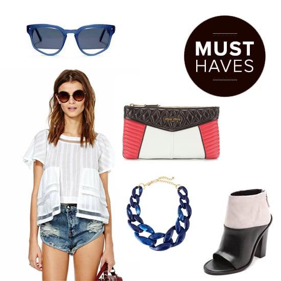 Summer Fashion Shopping Guide | August 2014