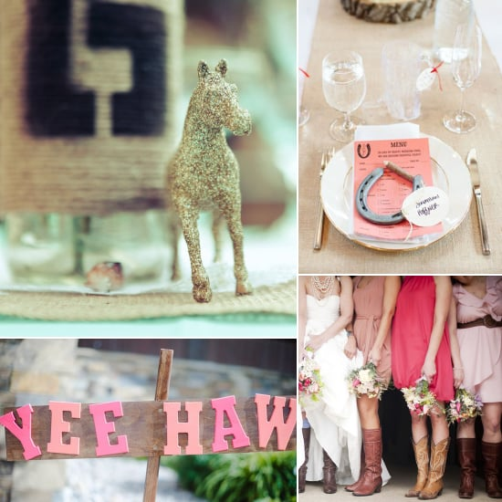 Giddyap, Girl! How to Throw a Honky-Tonk Bridal Shower