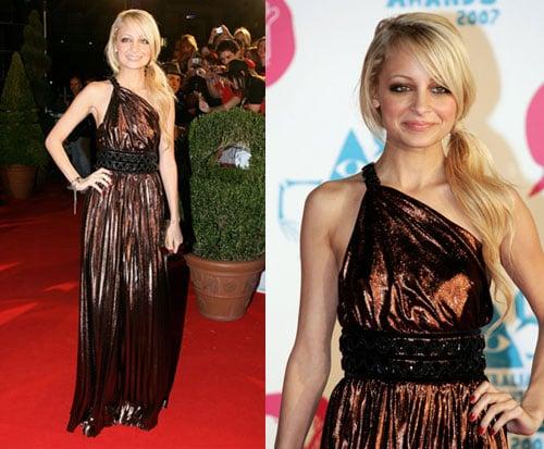 MTV Australia Video Music Awards: Nicole Richie